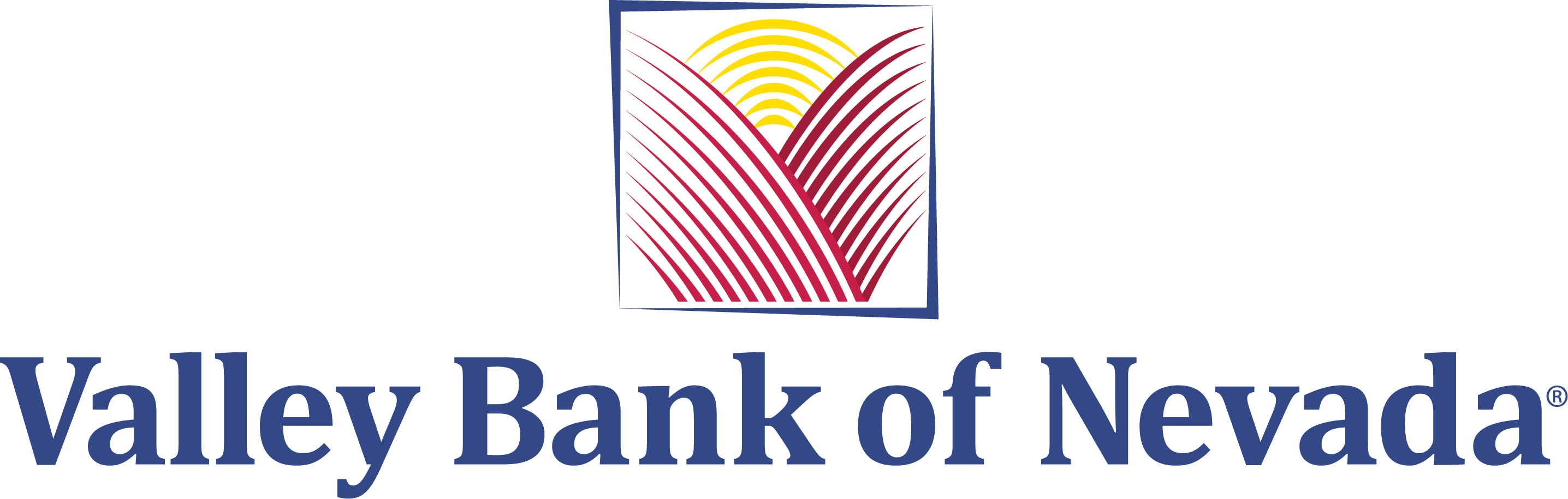 Valley Bank of Nevada Logo - Mobile